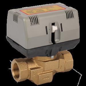 2 way motorized valve