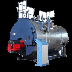 Oil (Gas) Fueled  Horizontal Boiler