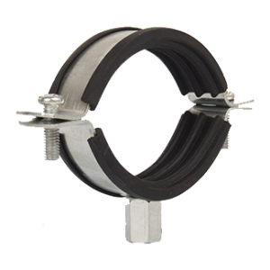 Rubbwr Lined Pipe Clamp