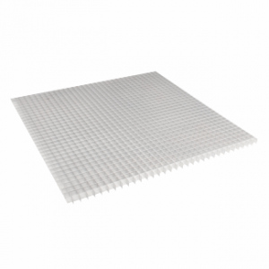 Aluminum Egg Crate Plate