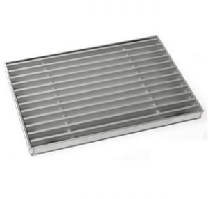 Aluminum Floor Linear Bar Air Grille