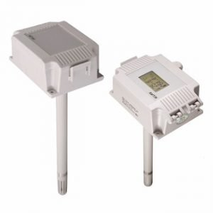Duct Mounted Air Temperature & Humidity Sensor