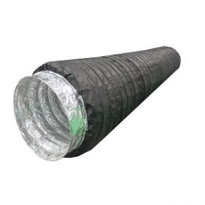 Flexible Sound Attenuation Duct