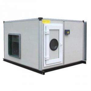 Floor Standing Horizontal Air Handling Unit