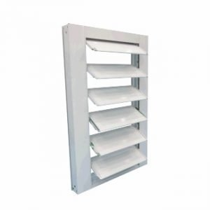 Operable Air Louver