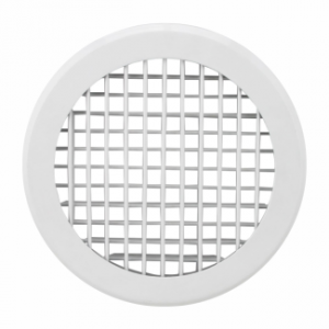 Round Double Deflection Air Grille
