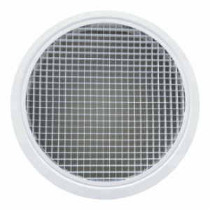 Round Eggcrate Air Grille