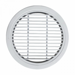 Round Linear Bar Air Grille