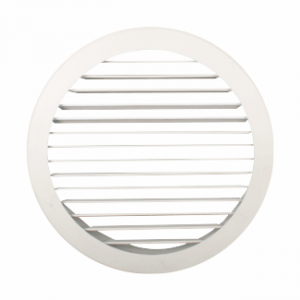 Round Single Deflection Air Grille