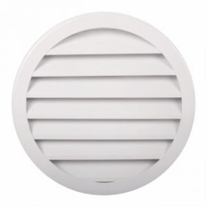 Weather Proof Round Air Louver