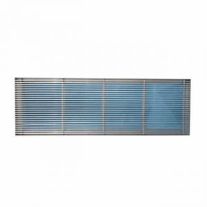 Stainless Steel Floor Air Grille