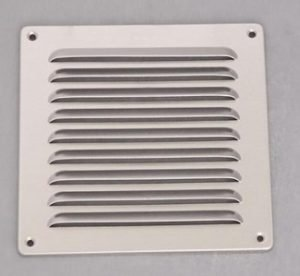 Stainless Steel Weather Proof Air Louver