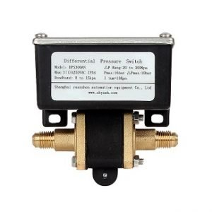 Water Differential Pressure Switch