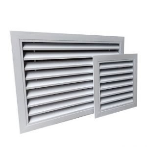 Weather Proof Fresh Air Louver