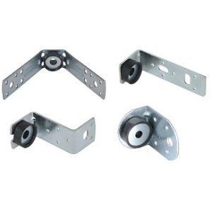 Galvanized Steel Duct Holder