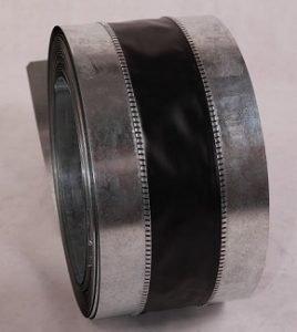 Neoprene Coated Fiberglass Fabric Flexible Duct Connector