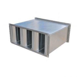 Rectangular Duct Sound Attenuator