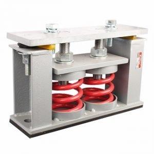 Restrained Spring Mount Vibration Isolator