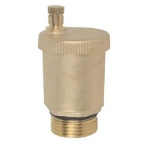 Brass Automatic Air Vent