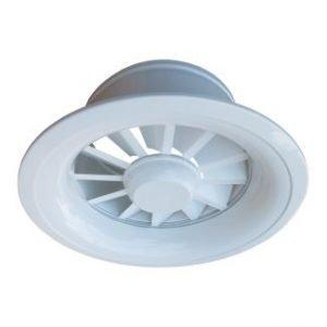 Ceiling Circular Adjustable Swirl Air Diffuser