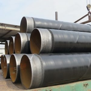 3PE Coated SSAW Pipe (API Certified)