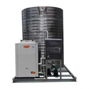 Commercial Air Sourced Heat Pump Water Heater Unit