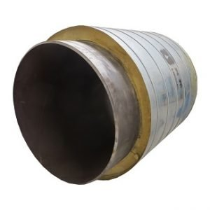 GI Jacketed Pre-Insulated Steel Pipe