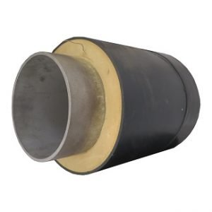 HDPE Jacketed Pre-Insulated Steel Pipe