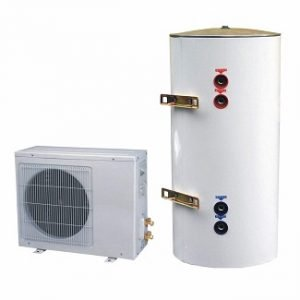 Residential Air Sourced Heat Pump Water Heater Unit