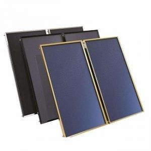 Solar Heat Collector Panel
