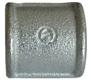 Galvanized Malleable Iron Coupler