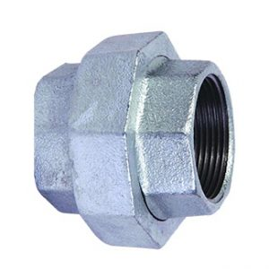 Galvanized Malleable Iron Reducer Coupler Union