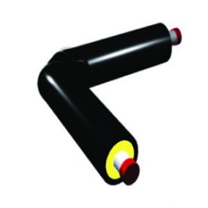 HDPE Jacketed Pre-Insulated 90° elbow