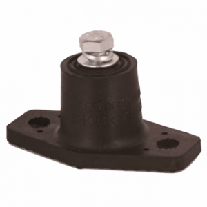 Metal Combined Rubber Mount Vibration Isolator (Model CRM)