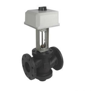 Flanged Modulating Pressure Independent Control Valve (PICV)