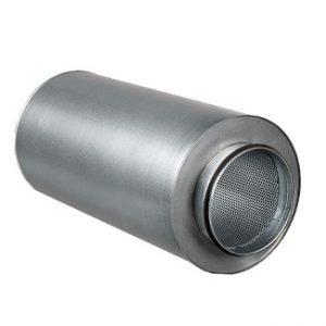 Round Duct Sound Attenuator