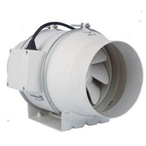 Tubular Mix Flow In Line Fan