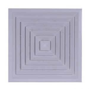 ABS Plastic Square Diffuser