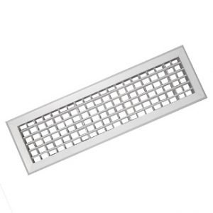 Plastic Double Deflection Air Grille