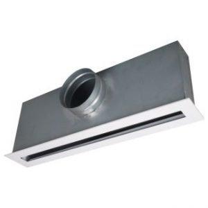 Air Grille Plenum Box