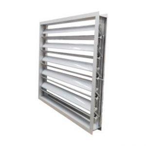 Air Tight Aluminum Air Volume Control Damper