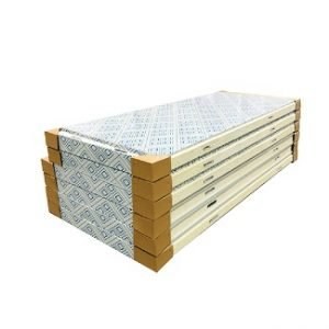 Double Skin Sandwich Polyurathane Insulated Cold Room Panel