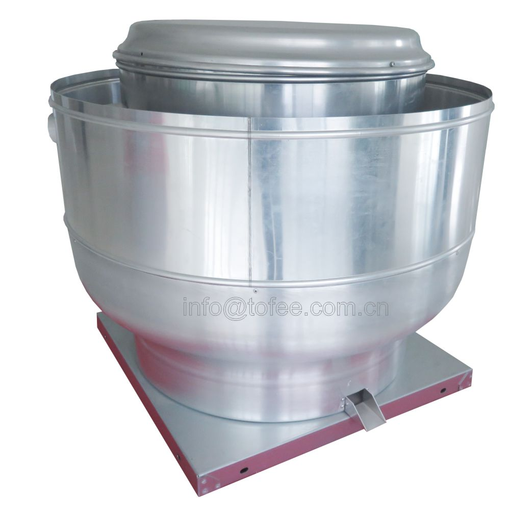 Upblast Centrifugal Roof Exhaust Fan Guangzhou Tofee