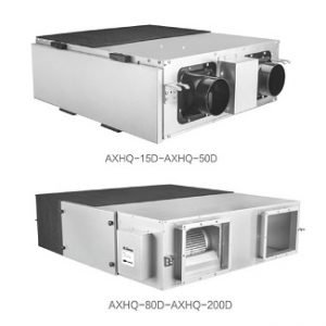Ceiling Suspended Heat Recovery Ventilator (150-2000 CMH)