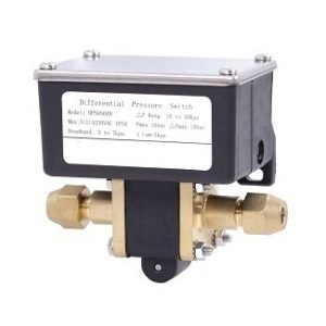 Liquid/Gas Differential Pressure Switch