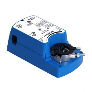 Johnson Controls M91xx Series Electric Non-spring Return Actuators