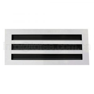 Ceiling Linear Slot Adjustable Air Diffuser