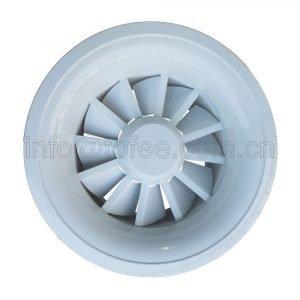 Ceiling Circular Adjustable Swirl Air Diffuser (VDL)